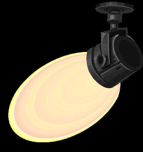 light lamp spotlight