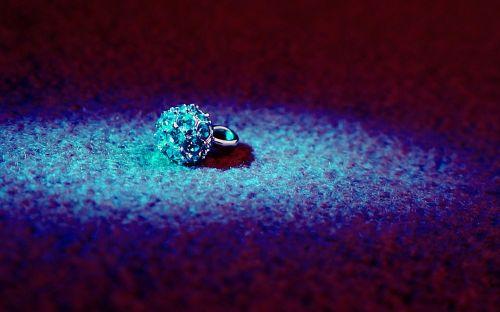 light rhinestone blue