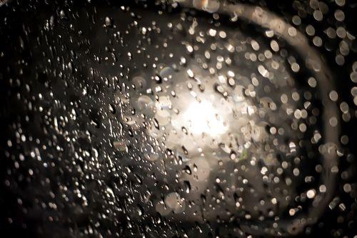 light non rainwater