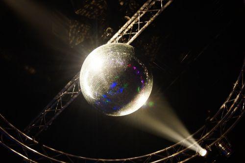 light technology mirror ball