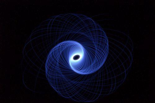 light vortex motion