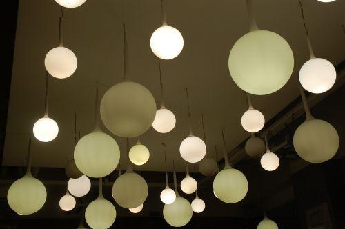 light white ceiling
