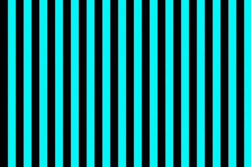 Light Blue Vertical Bands