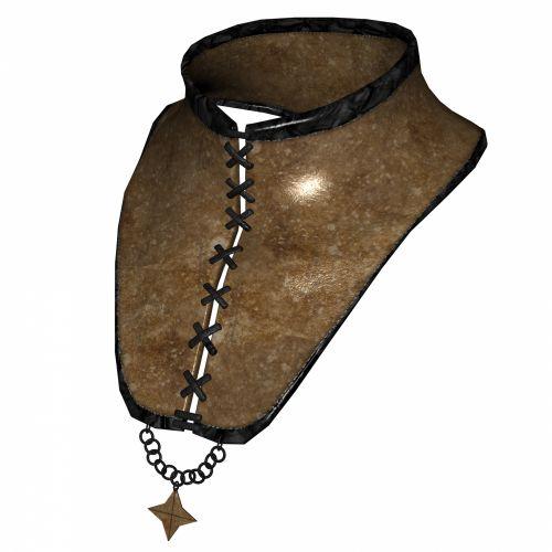 Light Brown Collar
