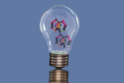 light bulb dragons assembly