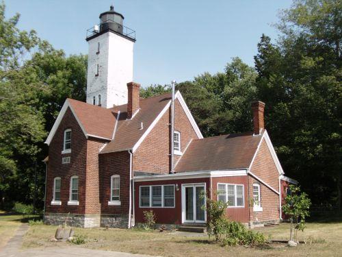 light house erie pa presque isle
