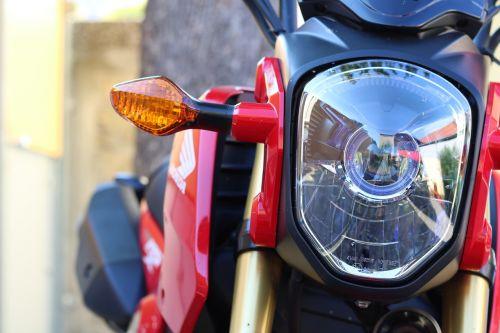 light mask racing bike