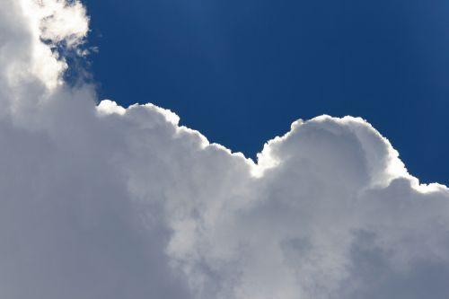 Light On Edge Of Cloud 2