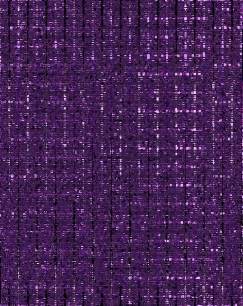 Light Specks On Purple