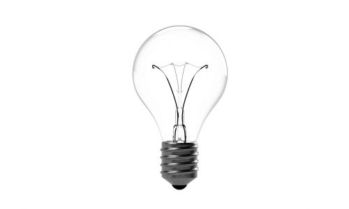 lightbulb bulb light