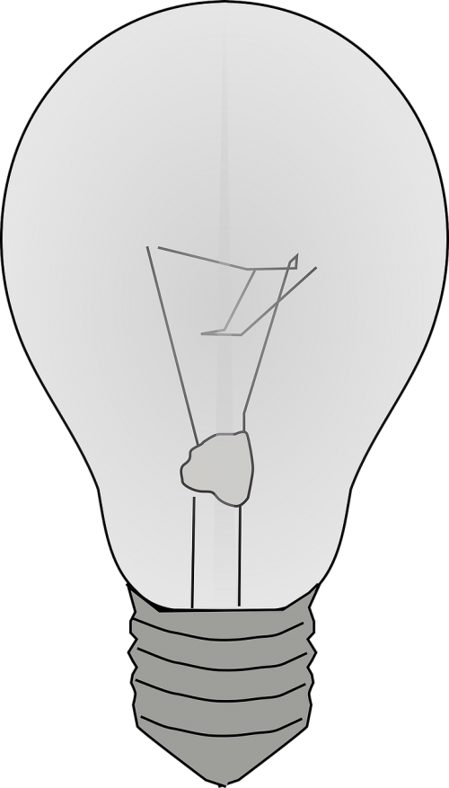 lightbulb electric light incandescent