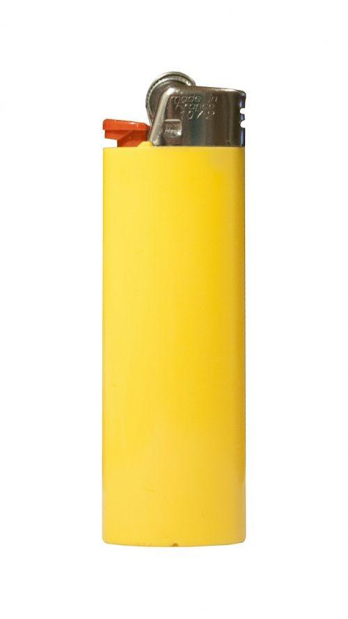 lighter yellow object