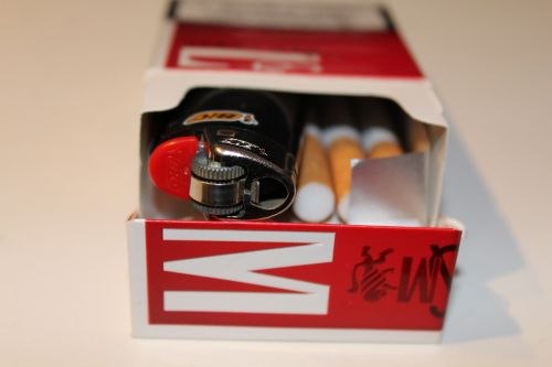 lighter cigarettes tilt