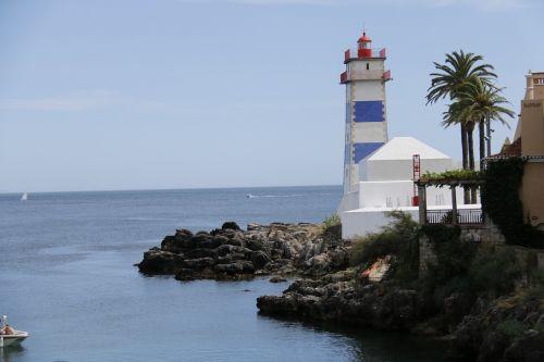 lighthouse cascais portugal