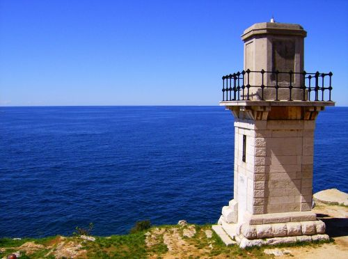 lighthouse adriatic sea south