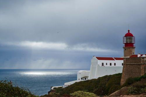 lighthouse beacons sun