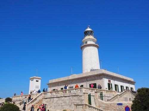 lighthouse cap formentor mallorca