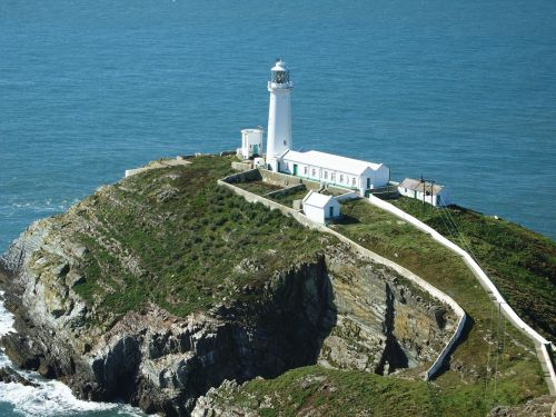lighthouse north wales southstack