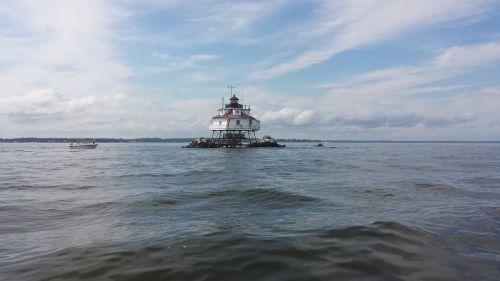 lighthouse chesapeake bay annapolis