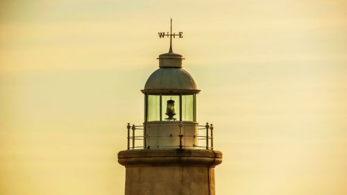 cyprus cavo greko lighthouse afternoon