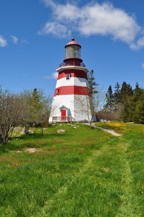 lighthouse nova scotia canada