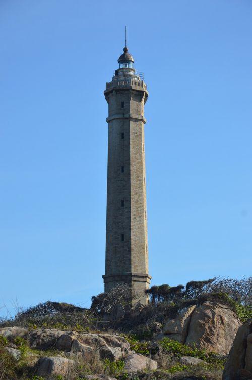 lighthouse phan thiet vietnam