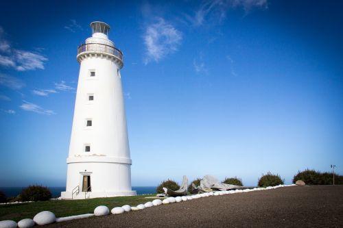 lighthouse kangaroo island coast