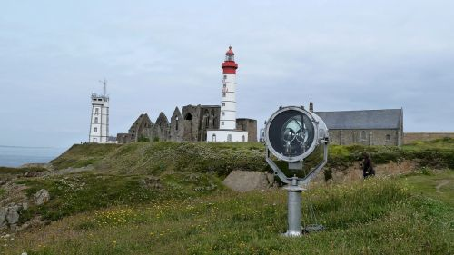lighthouse brittany brittany coast
