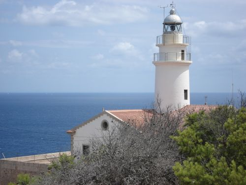 balearic islands mallorca lighthouse