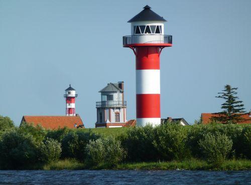 lighthouse beacon navigation