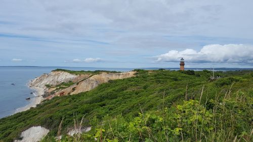 lighthouse,martha's vineyard,ocean,gay head light