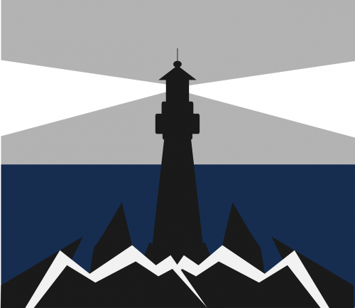 lighthouse sea pointer