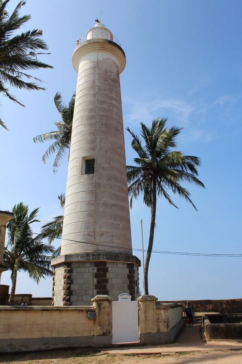 lighthouse galle fort