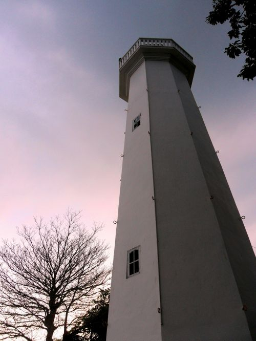 lighthouse old tower