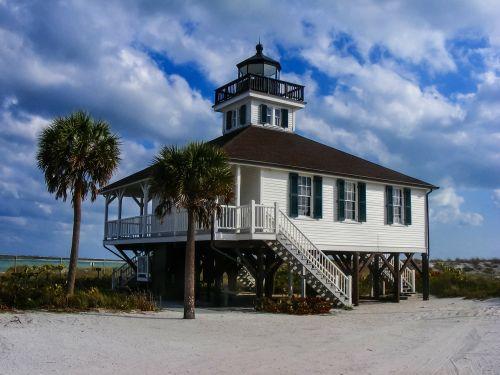 lighthouse beacon light house