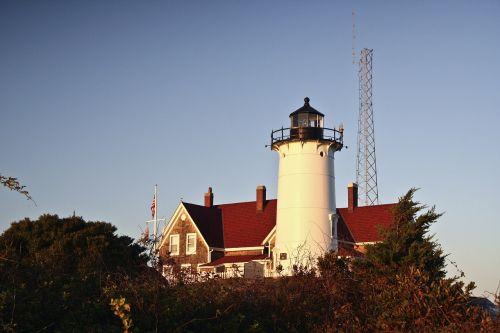lighthouse landscape nautical