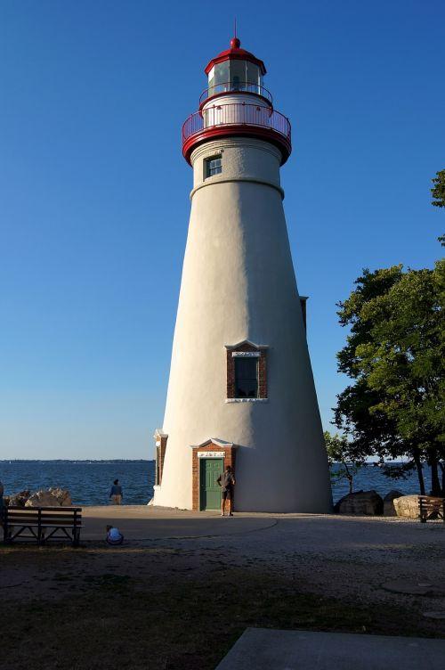 lighthouse marblehead ohio