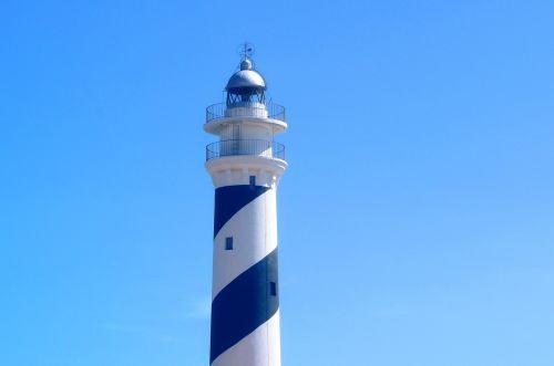 lighthouse favaritx spain