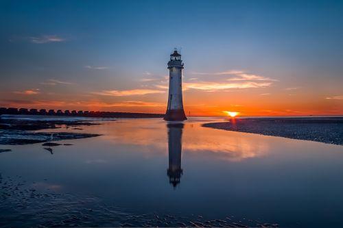 lighthouse marine sky