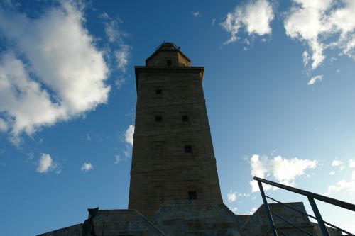 lighthouse tower hercules
