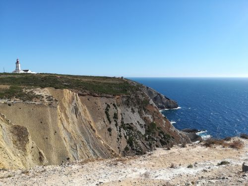 lighthouse mar ocean