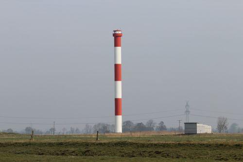 lighthouse landscape beacon