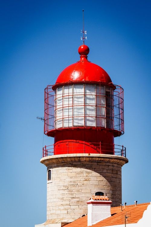 lighthouse cabo portugal