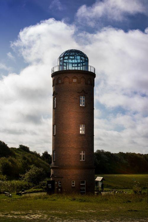 lighthouse rügen rügen island