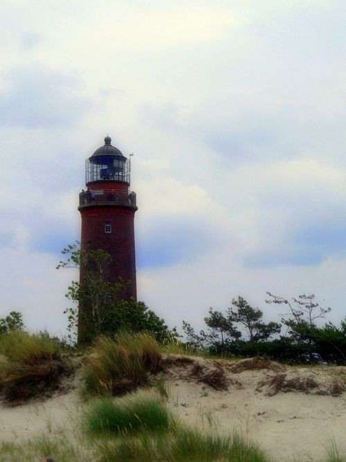 lighthouse sky travel