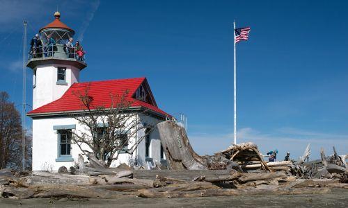 lighthouse point robinson maury island