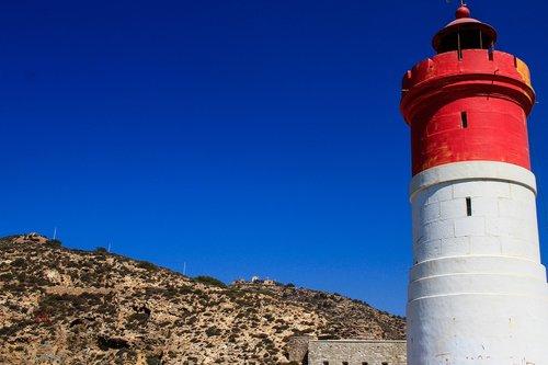 lighthouse  murcia