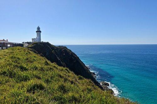 lighthouse  bluff  outcrop