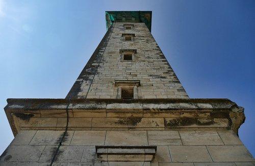 lighthouse  france  sea