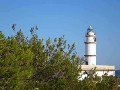 lighthouse tower beacon